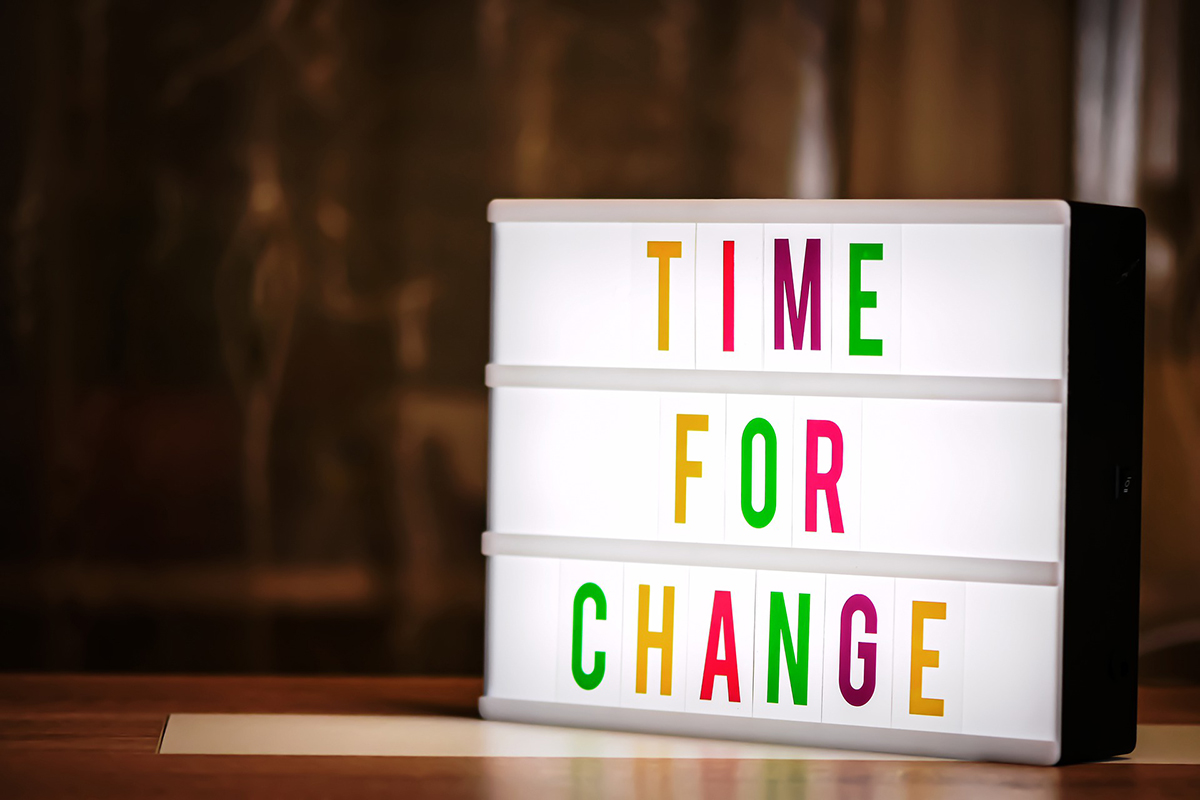 Jak zajistit trvalou změnu